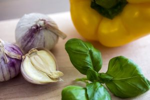 garlic-herbs